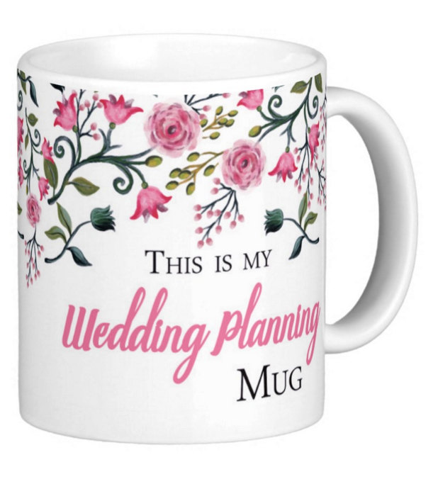 Wedding Planner Gifts: This Is My Wedding Planning Mug , Wedding Planning Gift